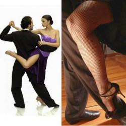 Урок бальных танцев