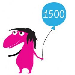 Дарёный Конь (номинал на 1500 руб.)