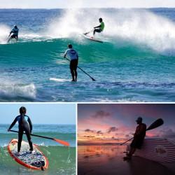 Мастер-класс по SUP-сёрфингу
