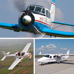 Урок пилотирования самолёта
