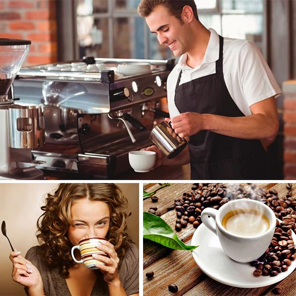 мастер класс по кофе спб