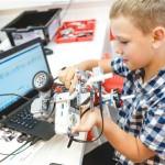 Мастер-класс по робототехнике