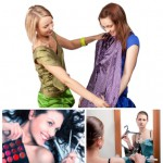 Стилистическая консультация Цветовой анализ внешности