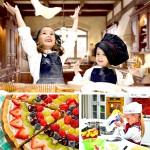 Кулинарный день рождения для детей