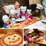 Мастер-класс по приготовлению пиццы для детей