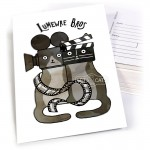 "Открытка ""Коты Lumewre Bros"""