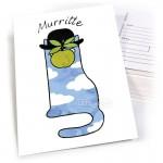 "Открытка ""Котик Murritte"""
