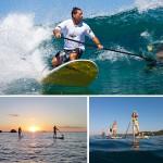 Мастер-класс по SUP-сёрфингу для двоих