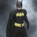 Необычное вручение. Бэтмен