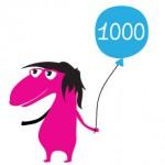 Дарёный Конь 1000
