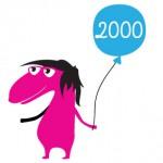 Дарёный Конь 2000