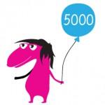 Дарёный Конь 5000