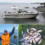 Рыбалка с катера