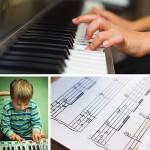 """Урок игры на фортепиано по методике """"Софт-Моцарт"""""""