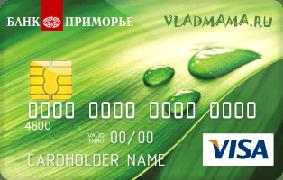Банковская карта Владмама